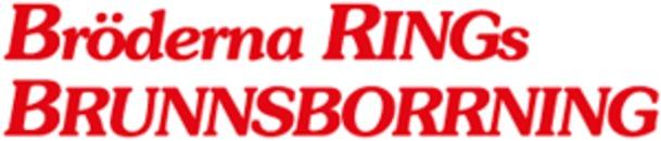 Bröderna Rings Brunnsborrning logo