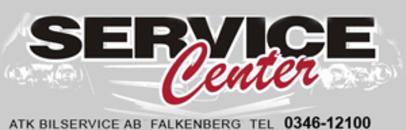 ATK Bilservice AB / Servicecenter logo
