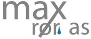 Maxrør AS logo