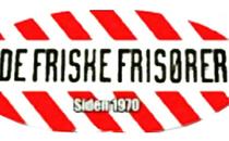 De Friske Frisører logo
