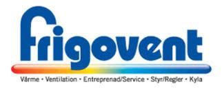 Frigovent Inneklimat AB logo