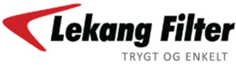Lekang Filter AS logo