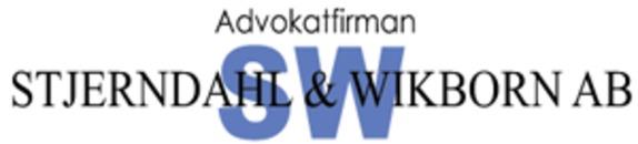 Advokatfirman Stjerndahl & Wikborn AB logo