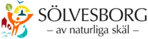 Bygga, bo och miljö Sölvesborgs kommun logo