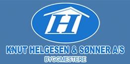 Knut Helgesen & Sønner AS logo