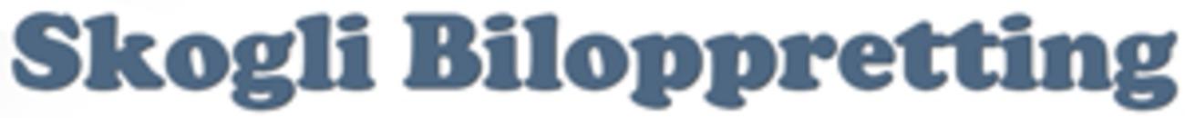 Skogli Biloppretting logo