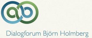 Dialogforum Björn Holmberg logo