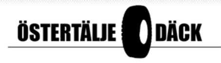 Östertälje Däck logo