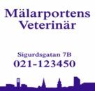 Mälarportens Veterinärklinik logo