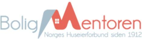 BoligMentoren, Norges Huseierforbund logo