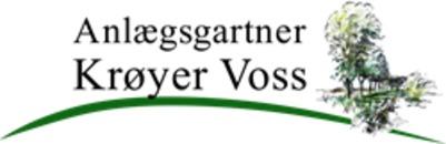 Anlægsgartner Krøyer Voss logo