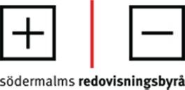 Södermalms Redovisningsbyrå, AB logo