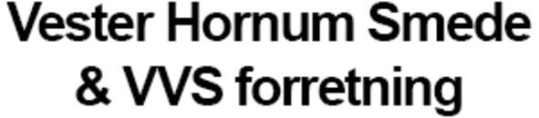 V. Hornum Smede & Vvs ApS logo
