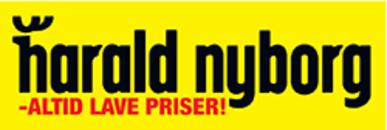 Harald Nyborg A/S logo