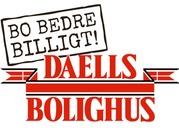 A/S Daells Bolighus logo