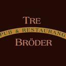 Tre Bröder Restaurang logo