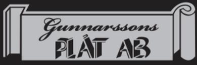 Gunnarssons Plåt logo