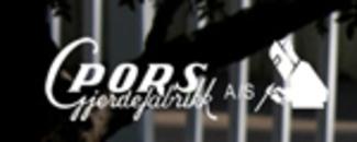 Pors gjerdefabrikk AS logo