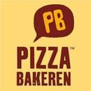 Pizzabakeren Myrene logo