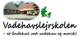 Vadehavslejrskolen logo