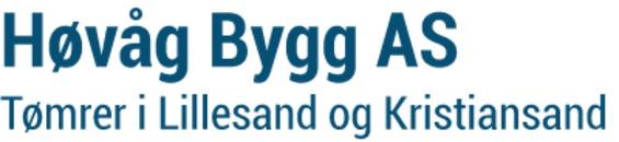 Høvåg Bygg AS logo