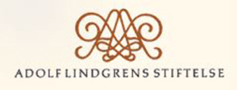 Lindgrens Stiftelse, Adolf logo