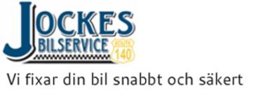 Jockes Bilservice Route 140 AB logo