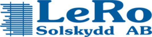 LeRo Solskydd AB logo