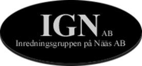 Inredningsgruppen på Nääs AB logo