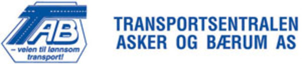 Tab Transportsentralen Asker og Bærum AS logo