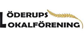 Lokalförening i Löderup u. p. a. logo