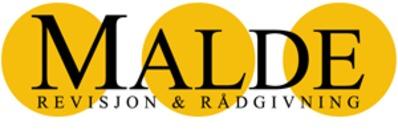 Malde Revisjon & Rådgivning ANS logo