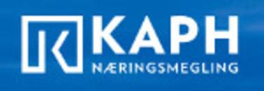 Kaph Næringsmegling AS logo