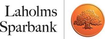 Laholms Sparbank logo