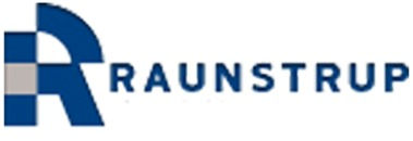 Raunstrup Byggeri A/S logo