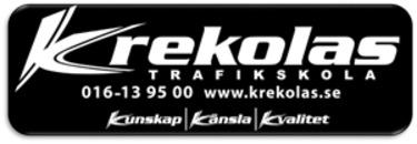 Trafikskola Krekola AB logo