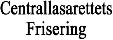 Centrallasarettets Frisering / Sjukhuset Västerås logo