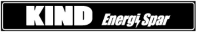 Kind Energispar AS logo