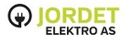 Jordet Elektro AS logo