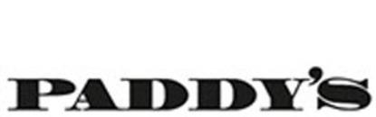 Paddy's Restaurang logo