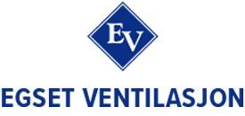 Egset Ventilasjon AS logo