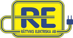 Rättviks Elektriska AB logo