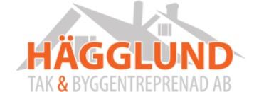 Hägglund Tak & Byggentreprenad, AB logo