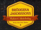 Bröderna Jakobssons Slakteri, AB logo