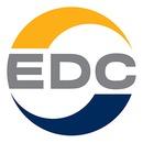EDC Erhverv Poul Erik Bech, København K logo