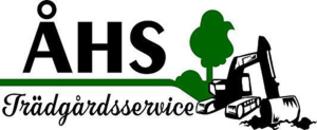 Åhs Trädgårdsservice AB logo