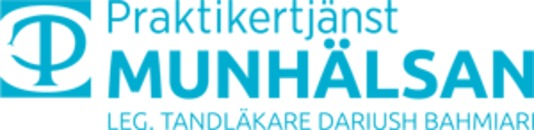 Munhälsan Tandläkare Dariush Bahmiari logo