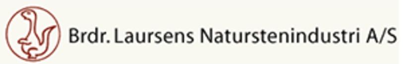 Brdr. Laursen Naturstenindustri logo