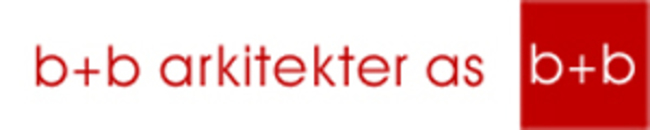 B+B Arkitekter AS logo