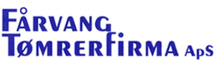 Fårvang Tømrerfirma ApS logo